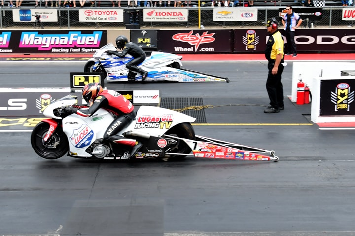 Denver Ends Some Crucial NHRA Drag Droughts