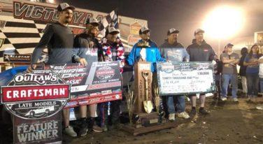 Devin Moran Scores Biggest Win of Career at Prairie Dirt Classic