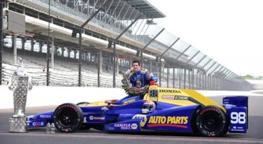 Rossi's Indy-Winning Dallara: Honda Goes Up for Auction