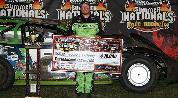 Devin Moran Claims First Win of 2018 Season at DIRTcar Summer Nationals