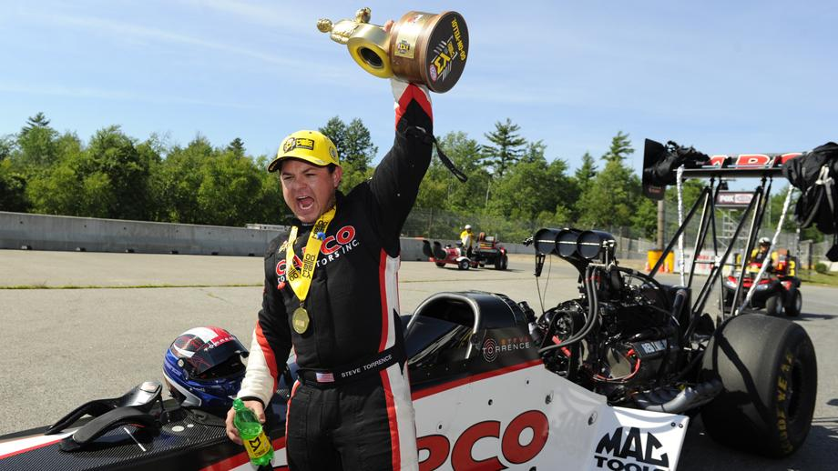 Drivers Earn Repeat Wins at NHRA New England Nationals