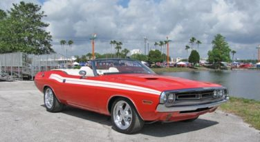The Challenger Challenge - A '71 Dodge Convertible