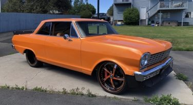 Today's Cool Car Find is this 1965 Chevrolet Nova for $87,000