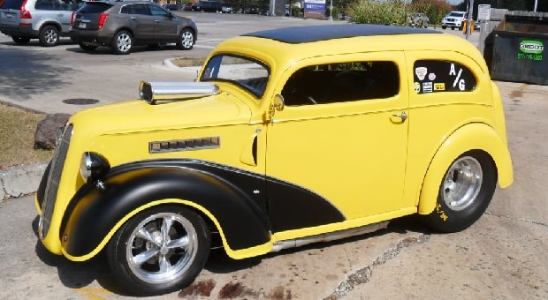 Today's Cool Car Find is this 1948 Ford Anglia for $35,000