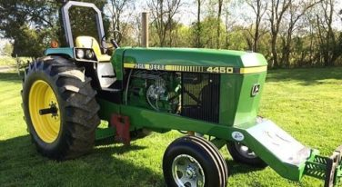 Today's Cool Classified Find is this John Deere 4450 Hot Farm Pulling Tractor for $34,500