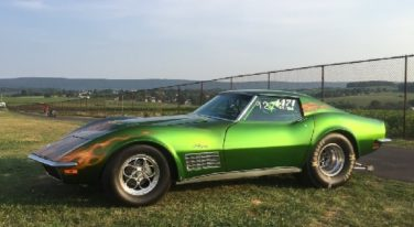 Today's Cool Car Find is this 1972 Chevrolet Corvette for $42,500