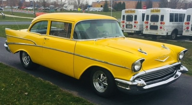 Today's Cool Car Find is this 1957 Chevrolet Two-Ten Series for $29,000