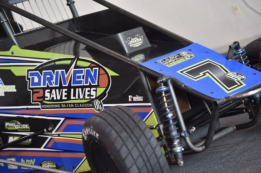 Indy Dirt Oval Race Has 54 Entries