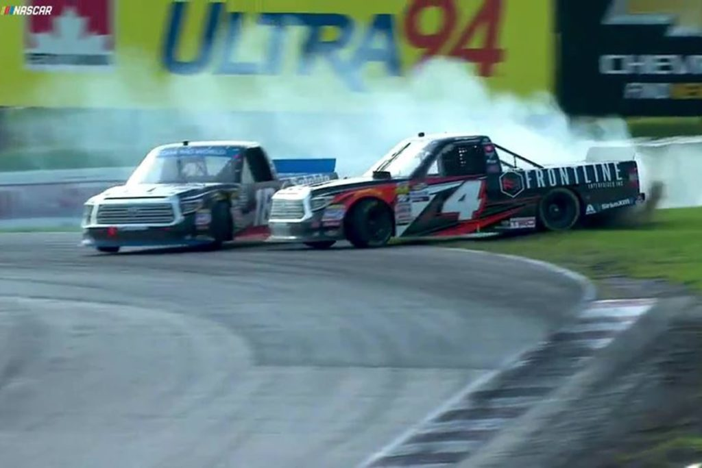 NASCAR Goes International With Annual Road Course Weekend