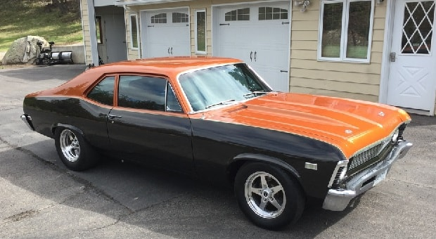Today's Cool Car Find is this 1968 Chevrolet Chevy II for $22,000