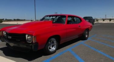Today's Cool Car Find is this 1971 Chevelle for $29,500