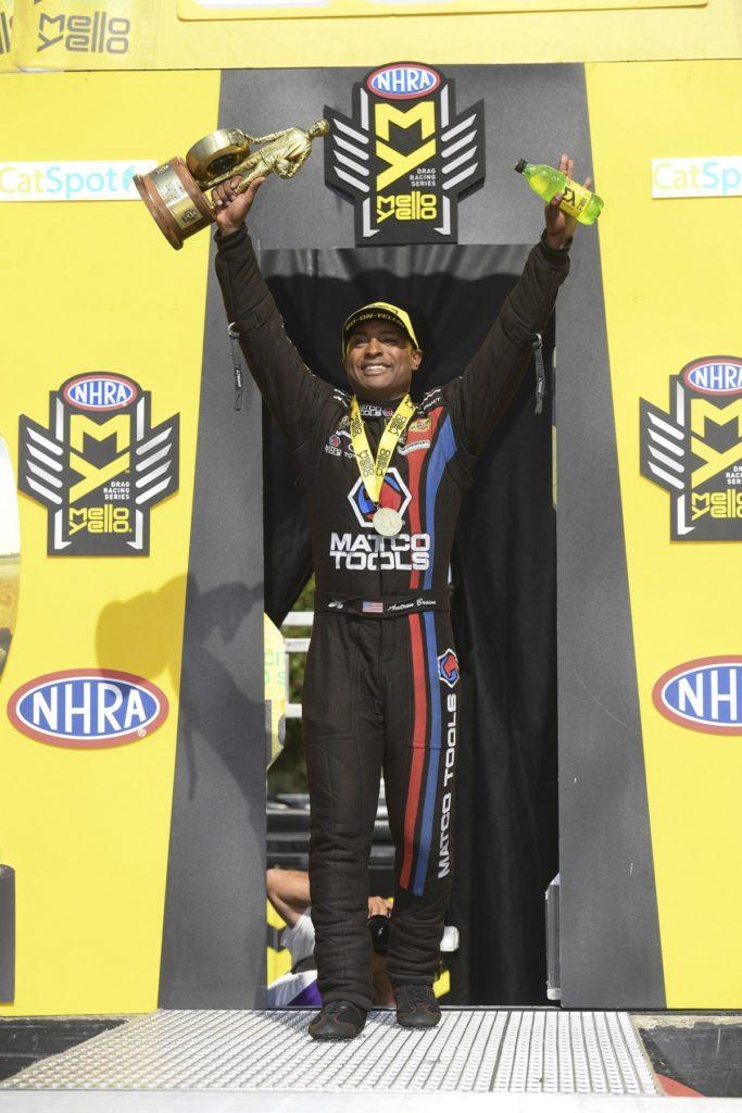 Don Schumacher Racing Scores Big at 2018 CatSpot NHRA Northwest Nationals
