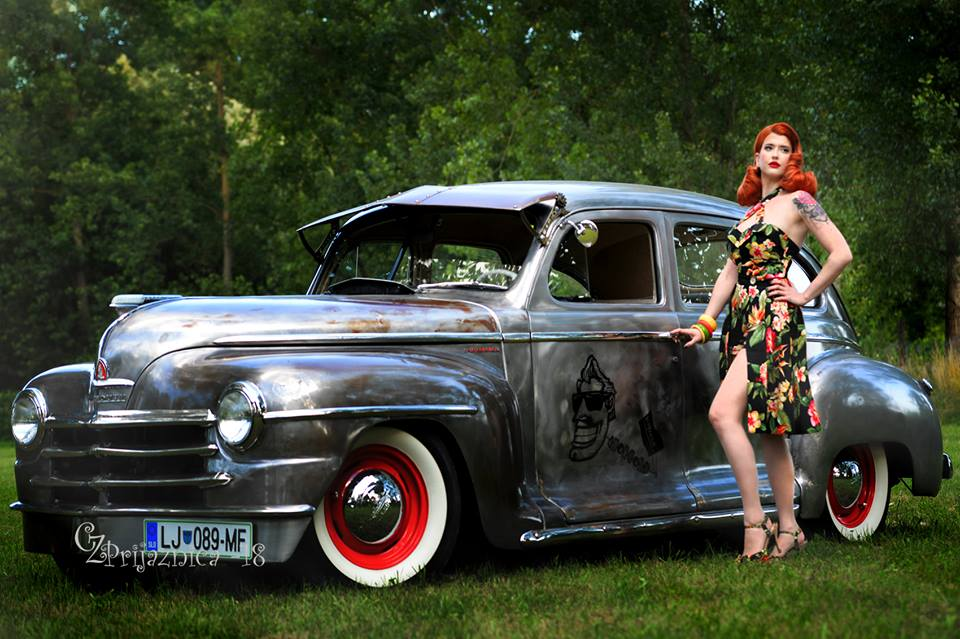 Pinup of the Week: Kate De Mon