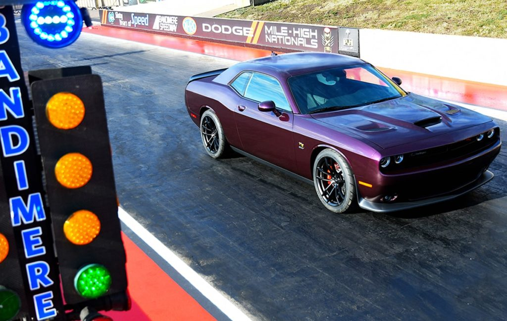 Dodge Introduces a New 2019 Challenger R/T Scat Pack