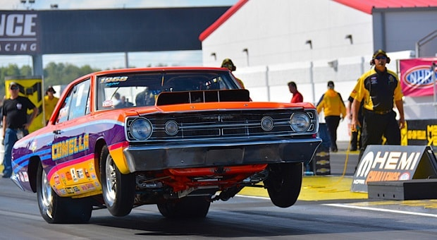 18th NHRA Dodge Hemi Challenge on Tap at Indy