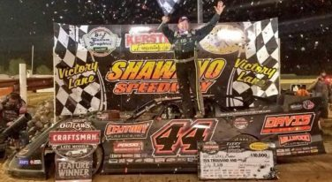 Chris Madden Moves into Tie for Points Lead After Dominating WoO Sundrop Shootout