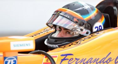 Alonso to Test IndyCar