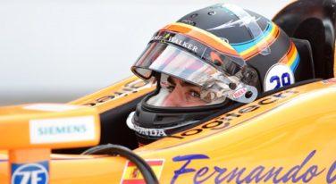 Alonso to Test IndyCar