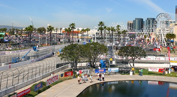 Toyota Withdraws from Long Beach Grand Prix Title Sponsorship