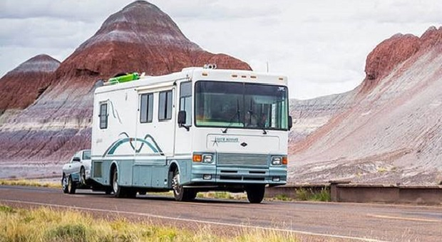 The 5 Best Places to Take Your Classic Camper/RV