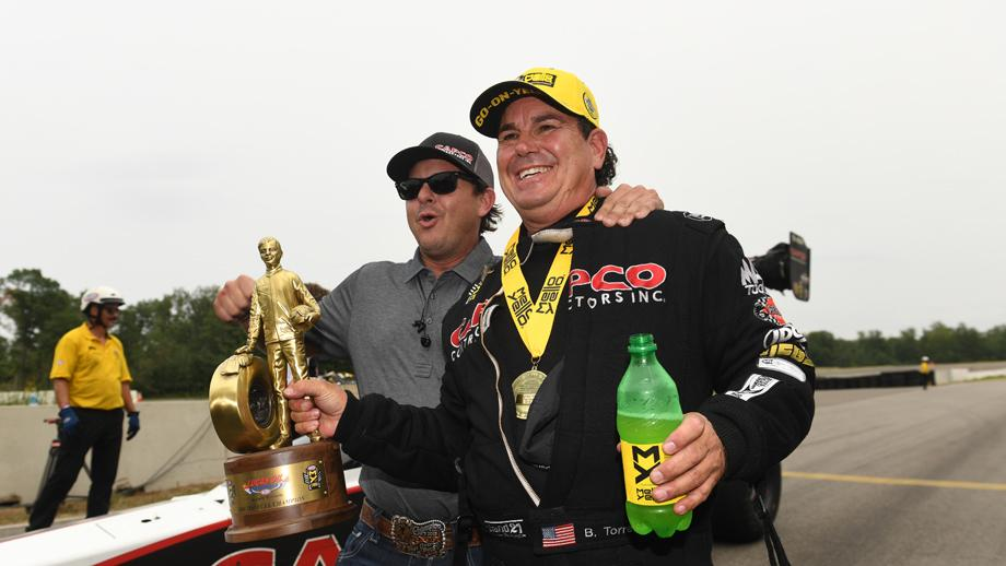 Long Awaited Victories Earned at 2018 Lucas Oil NHRA Nationals