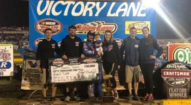 Brandon Sheppard Earns $50,000 WoO USA Nationals Win