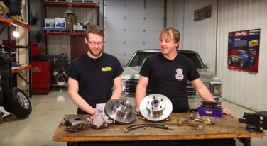 Project Chevelle: Brakes