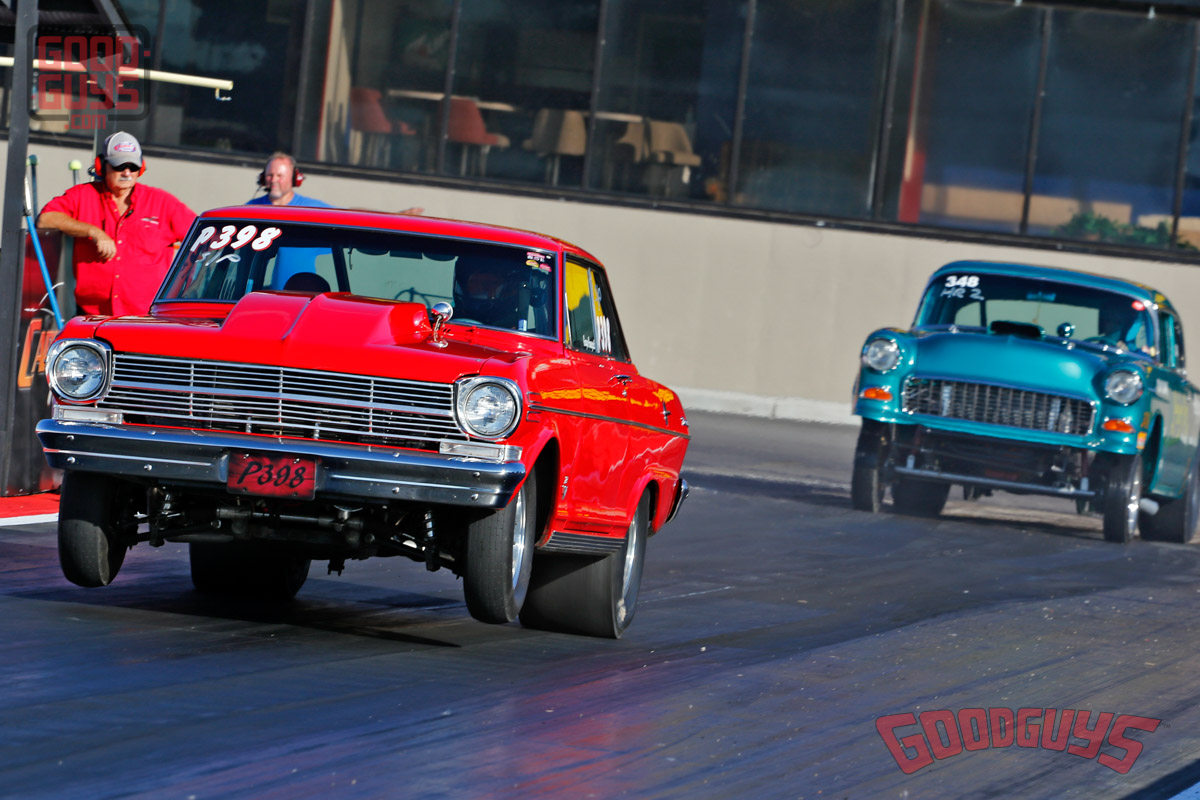 The Goodguys Vintage Drags are Where it