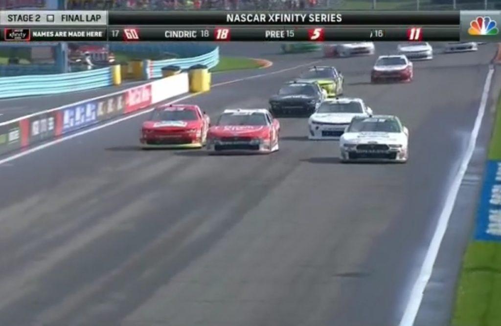 Elliott Gets First Career NASCAR Win at The Glen