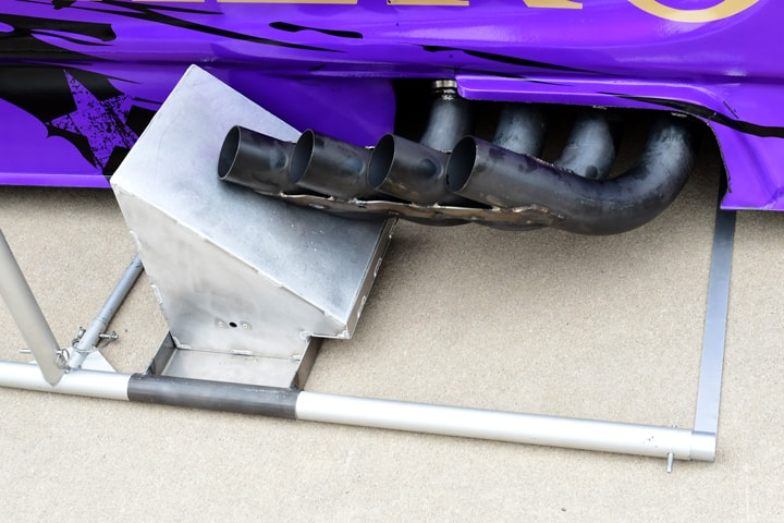 What's the Story with NHRA Funny Car Headers? – RacingJunk News