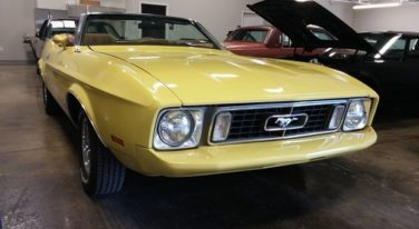 Today's Cool Car Find is this 1973 Ford Mustang for $21,995