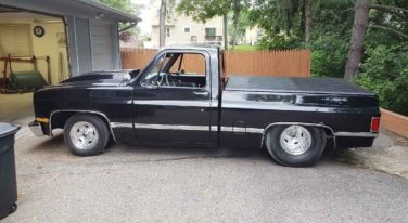 Today's Cool Car Find is this 1984 Chevrolet C10 for $28,500