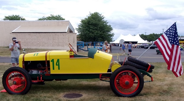 Tom Knight's 1917 Hudson Super Six Dirt Car