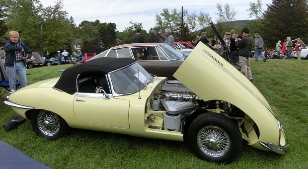 Gallery Woodstock British Car Show RacingJunk News - British car show
