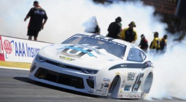 Gray Leaving NHRA for NASCAR