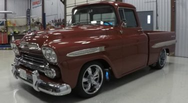 Today's Cool Car Find is this 1959 Chevrolet Apache for $83,000
