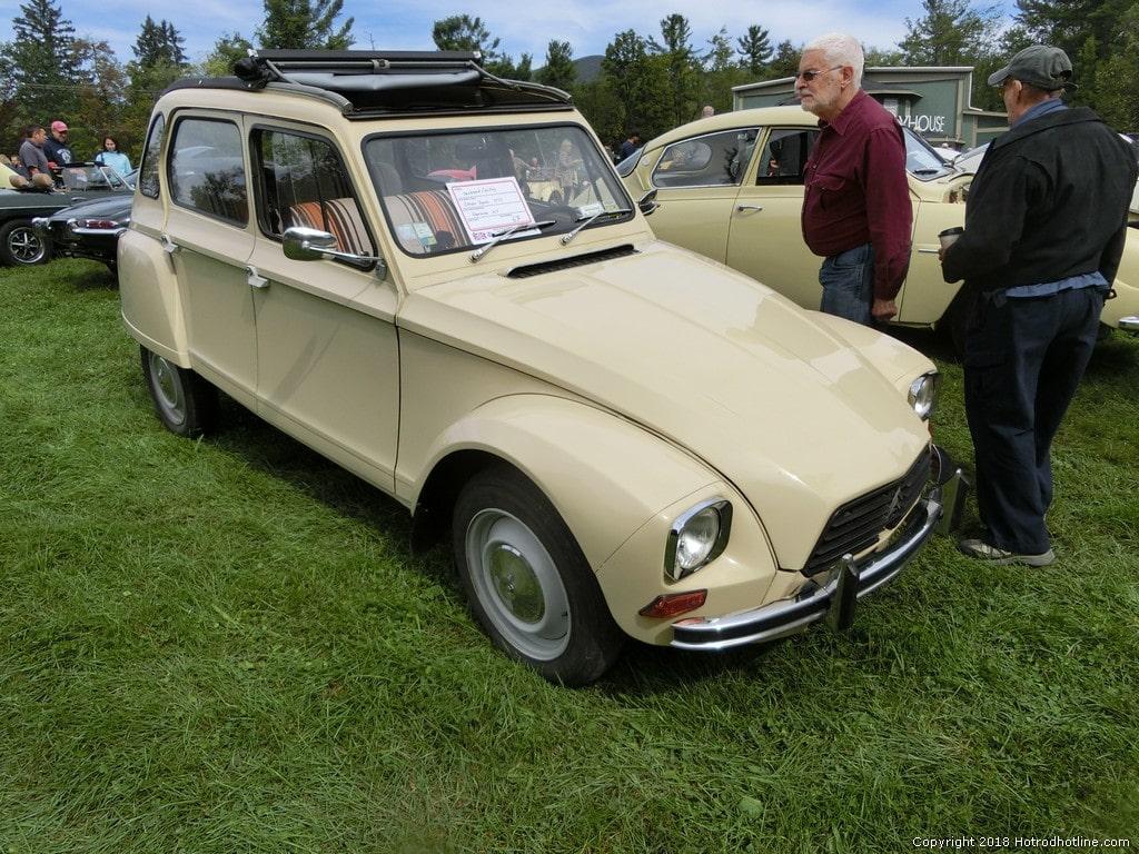 Gallery: Woodstock British Car Show