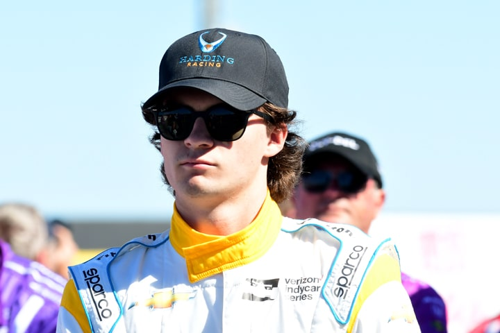 IndyCar Welcomes Harding Steinbrenner Racing