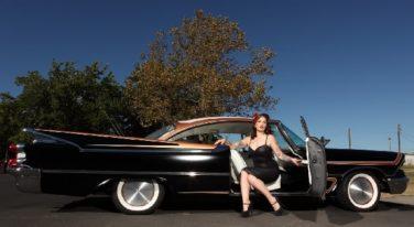 Mitzi Valenzuela's Pinup Corner: Miss Billetproof Cutthroat Kristina