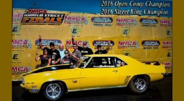Kurt Anderson Wins 2018 NMCA Open-Comp and Street Kings Championships