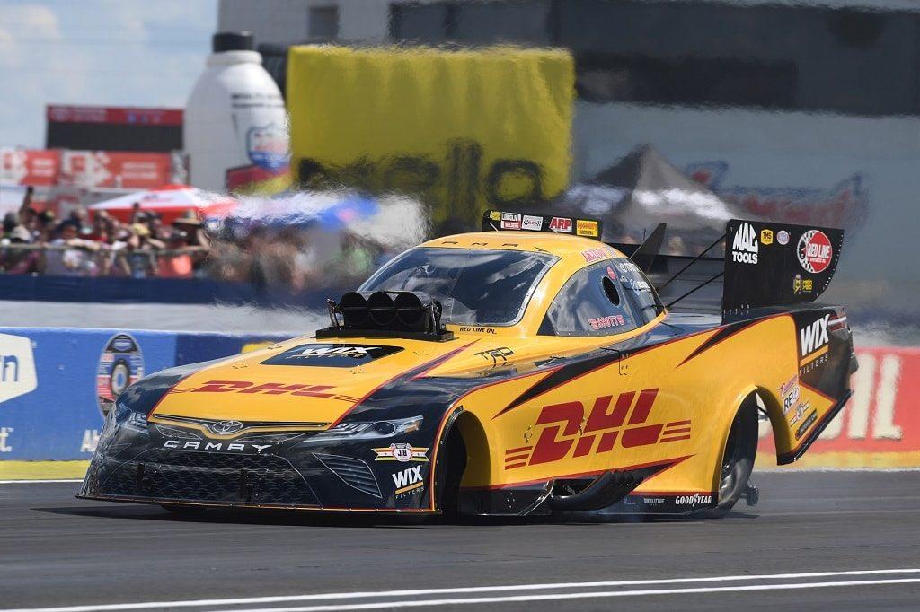Todd, McMillan and Gray Soar at NHRA Chevrolet Performance U.S. Nationals