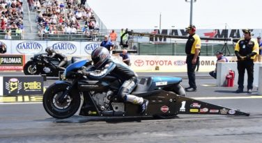 The NHRA Countdown is On, and It's All About Momentum