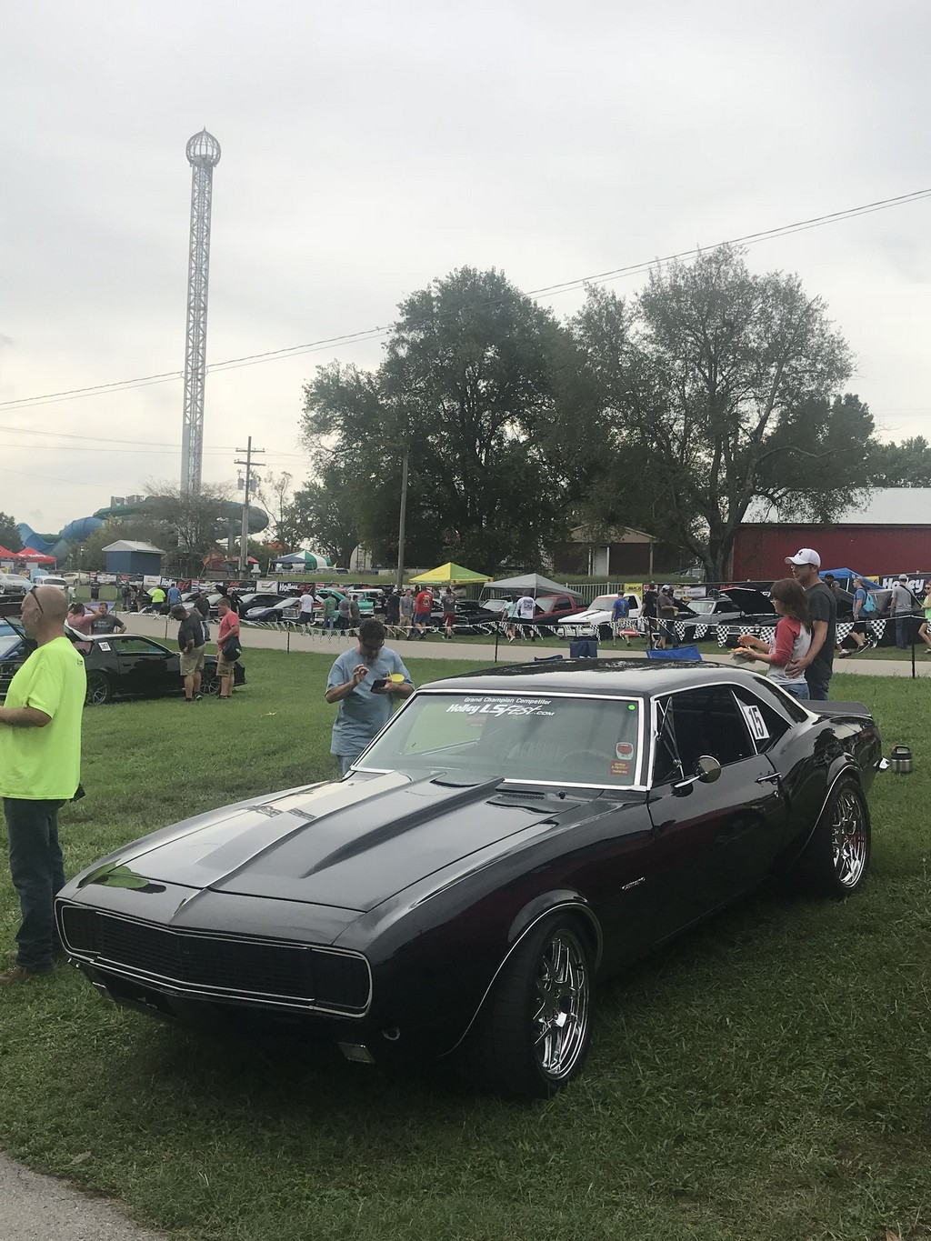Holley Performance LS Fest 2018 Show and Shine
