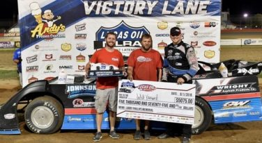 Vault Claims Victory at Larry Phillips Memorial MLRA Race