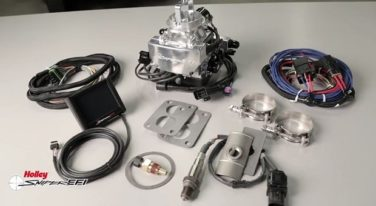 Holley Sniper EFI for Jeep CJs with the BBD Carburetor