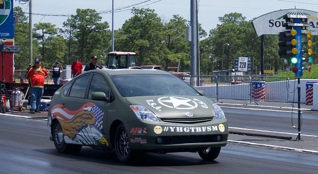 American Racing Headers' Hemi Prius Part 3