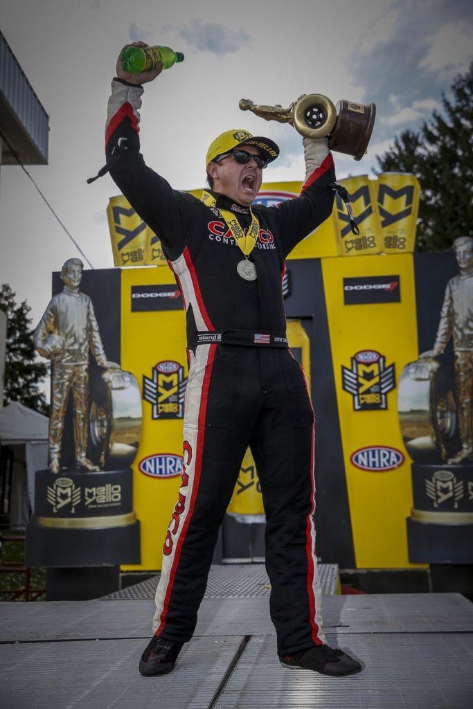 Kalitta Motorsports Secures 100th Win at Dodge NHRA Nationals