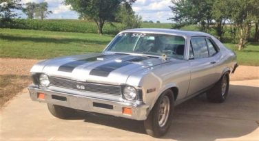 Today's Cool Car Find is this 1969 Chevrolet Nova for $20,900