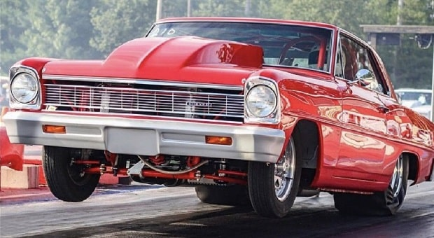Today's Cool Car Find is this 1966 Chevrolet Chevy II for $60,000
