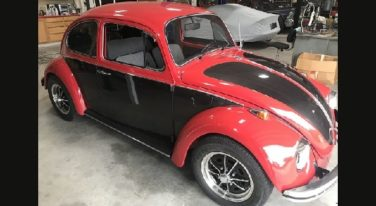 Today's Cool Car Find is this 1968 Pro Street Volkswagen for $18,000